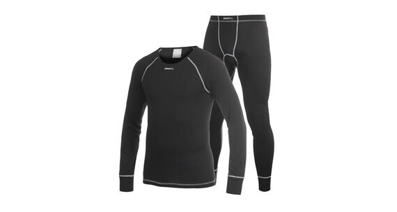 Craft Warm Multi 2-Pack Men black
